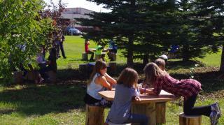 STA Outdoor Classroom